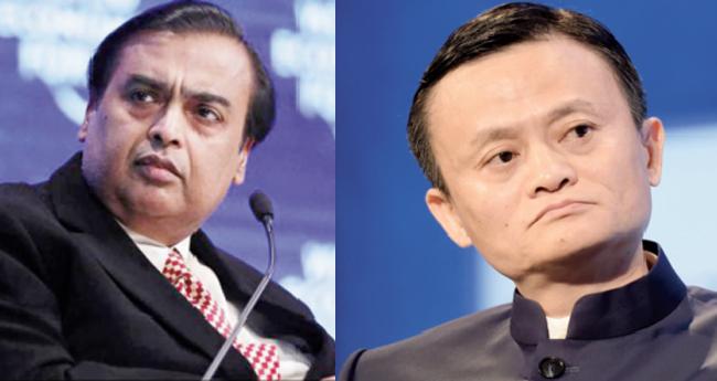 Richest man in asia 2018