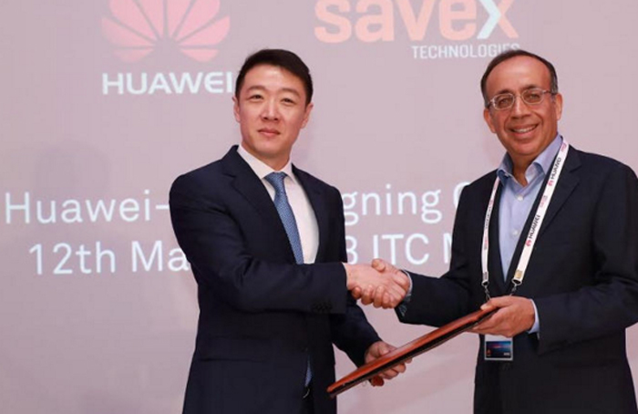 Huawei, Savex Technologies partner for enterprise biz in