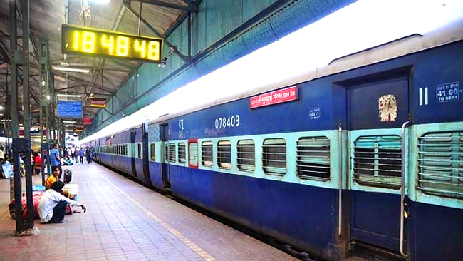 Lower Berth In Third AC Coach To Be Reserved For Differently
